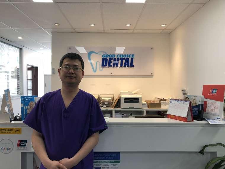 Dr Jie Lin
